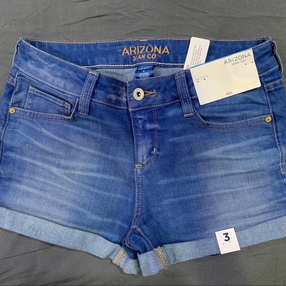 Arizona Jean Company Pants - Arizona denim shorts